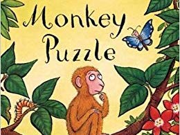 Year 1 English Planning Monkey Puzzle 4 Lessons