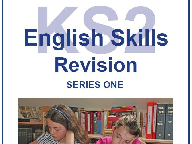 KS2 English Skills Revision Series One Sample Pages