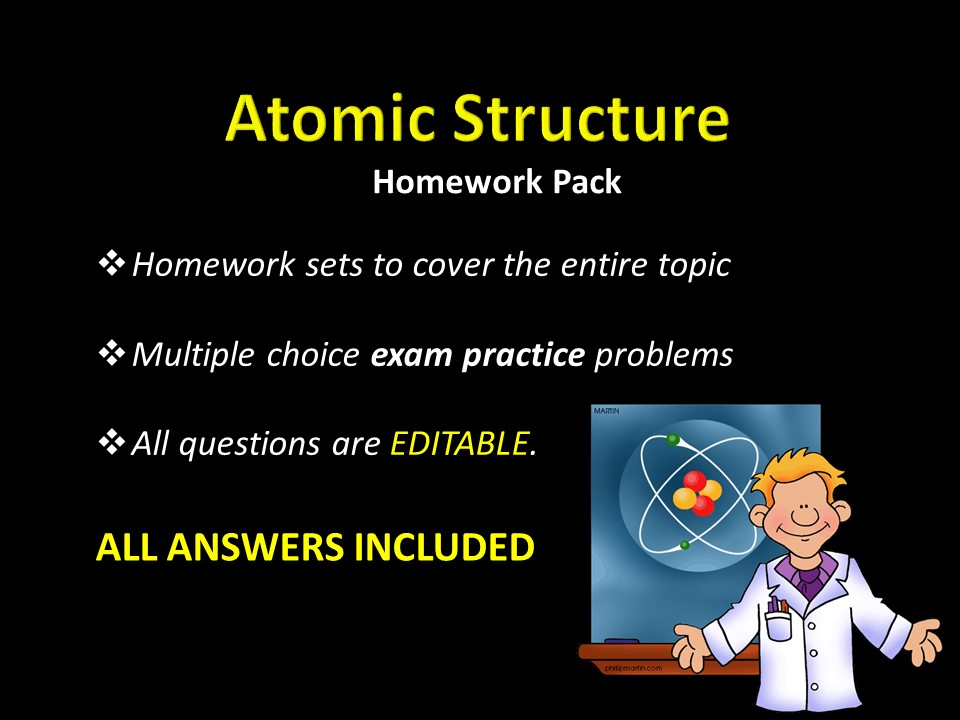 Chemistry homework answers free