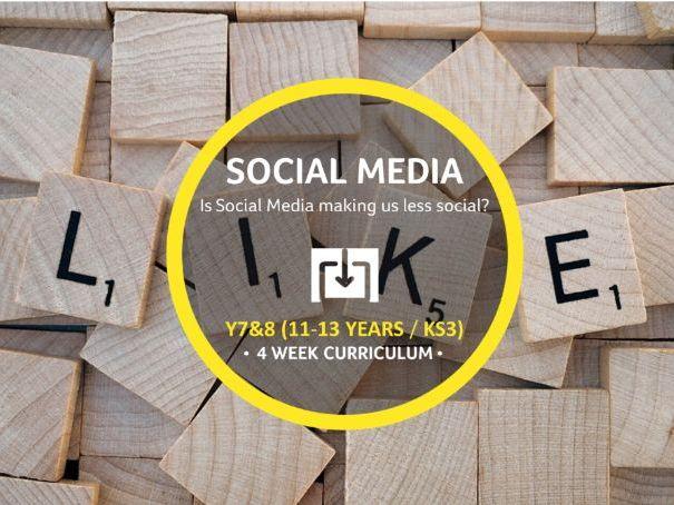 Social Media Curriculum - KS3