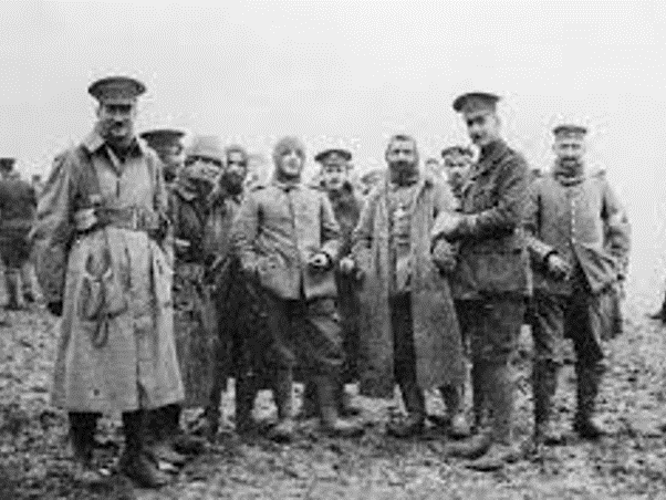 Christmas Truce 1914 - Information Lesson - ideal end of term lesson!