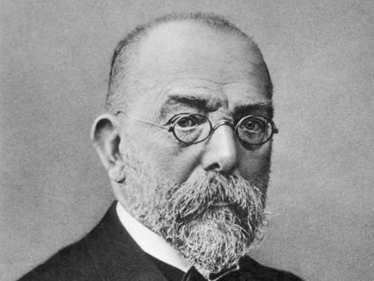 AQA 8145 Health and the People- Robert Koch