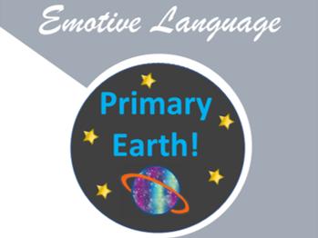 Emotive Language for Newspaper Lesson