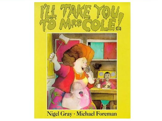 I'll Take you to Mrs. Cole literacy pack