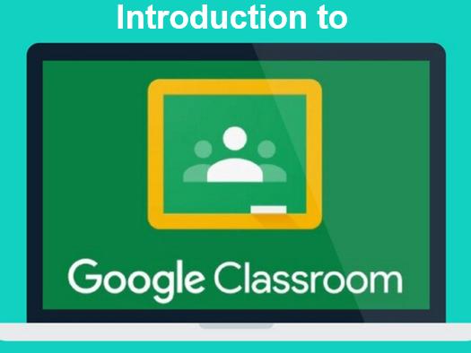 KS3 UNIT - Intro to Google Classroom + EXAM + ANSWERS
