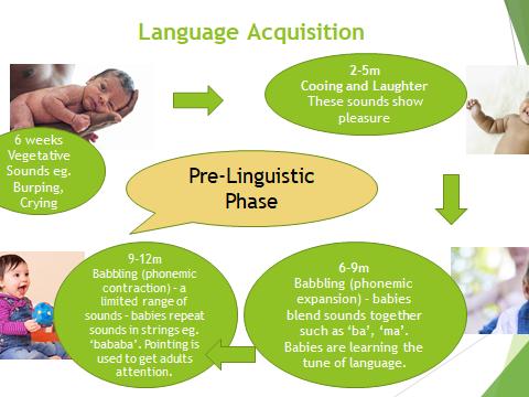 Communication and Language Development