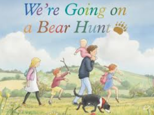 WE'RE GOING ON A BEAR HUNT KS1 3 WEEKS OF RESOURCES
