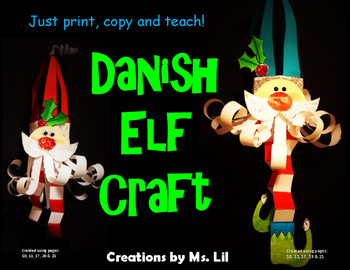 Danish Elf Craft  ::  Danish Santa Craft