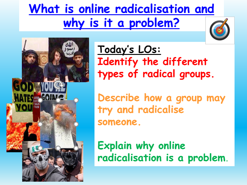 radicalisation  extremism by ec resources