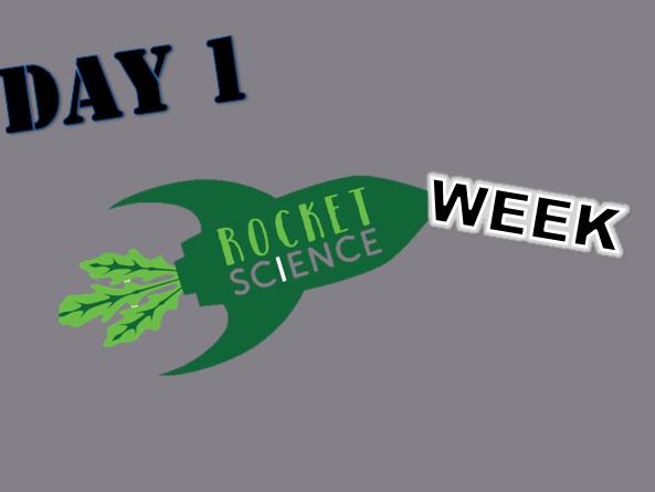 Year 6 - Science Investigation - Rocket Fuel
