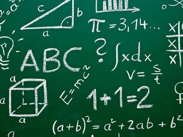 GCSE maths revision checklist