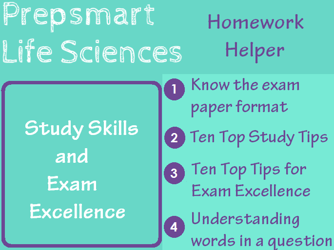 Study Skills and Examination Excellence