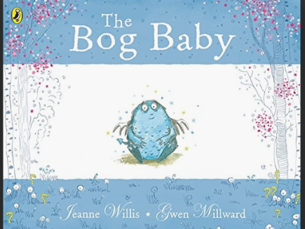 Story of Bog Baby by Jeanne Willis