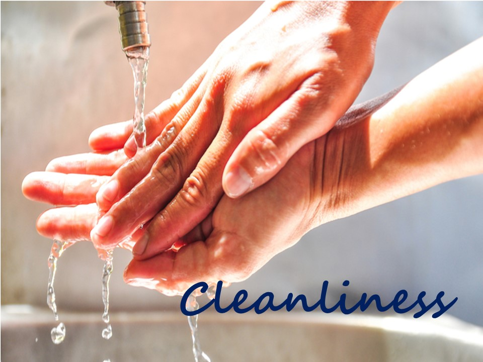 Cleanliness - Collective Worship