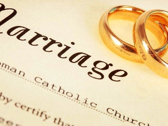 (11.4) A valid marriage in the Catholic Church - 39 slides.