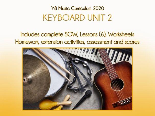 Y8 KEYBOARD UNIT 2