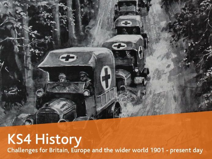 Medicine on the Western Front (Part One)