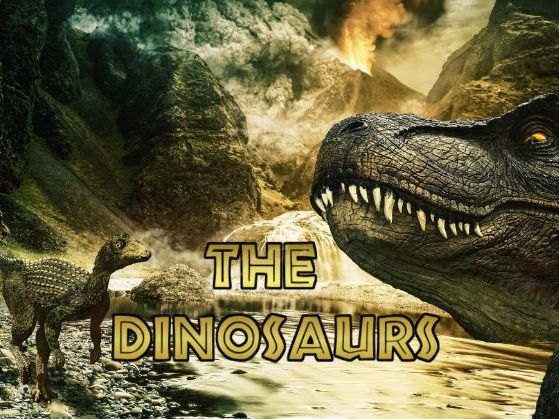 The Dinosaurs - When Dinosaurs Roamed the Earth Audio Series