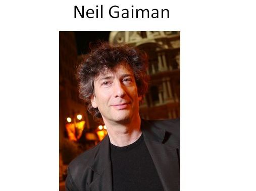 Neil Gaiman Introduction
