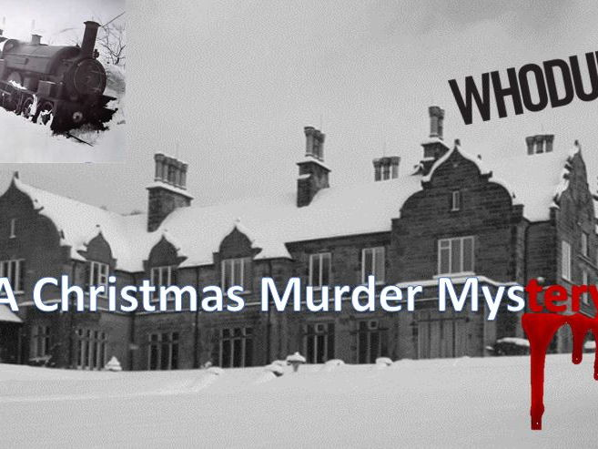 A Christmas Murder Mystery - Complete Lesson