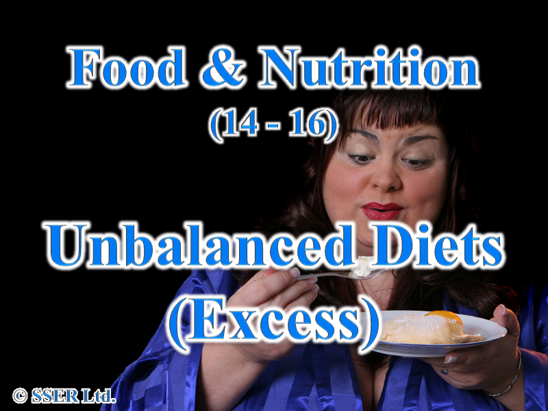 1.5 Unbalanced Diets (Excess)