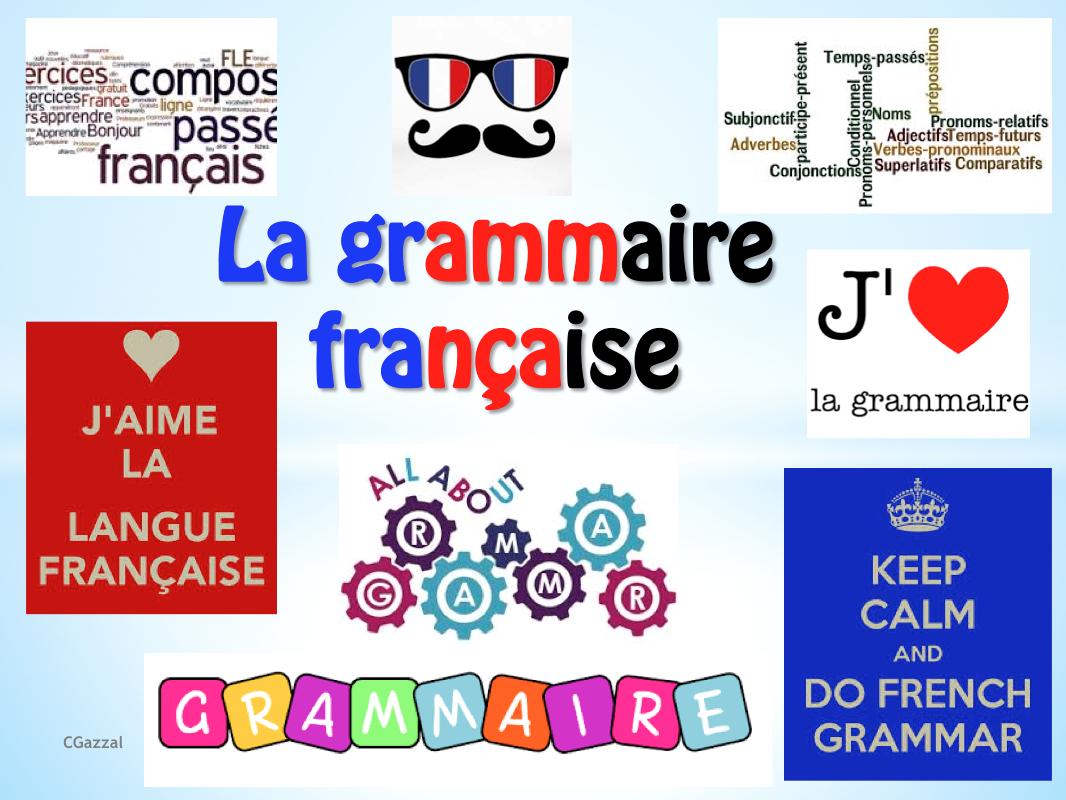 La Grammaire Française.