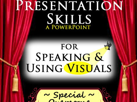 Oral Communication Presentation Skills ~ Speaking & Using Visual Aids Powerpoint