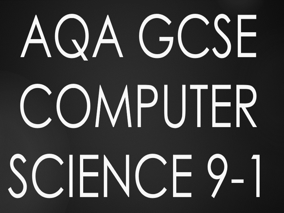 AQA Computer Science 9-1 Full Bundle