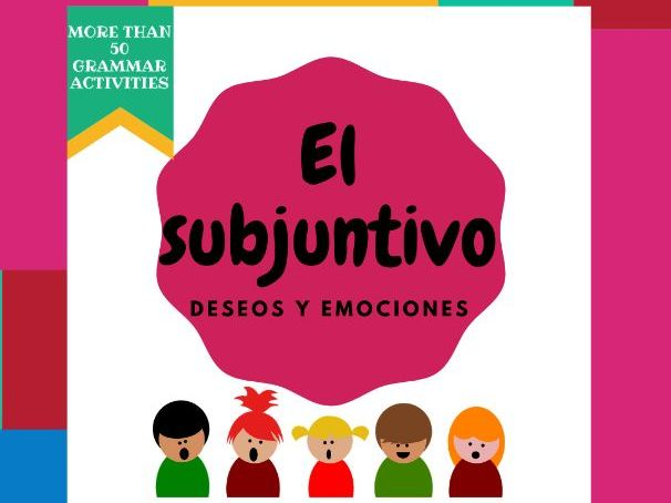 Spanish Subjunctive (wishes and emotions)