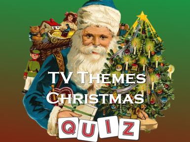 Christmas 2017: Christmas TV Themes Quiz