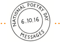 "National Poetry Day 2016 - ""Messages Through Time"" - Literature Wales - KS 3 - 5"