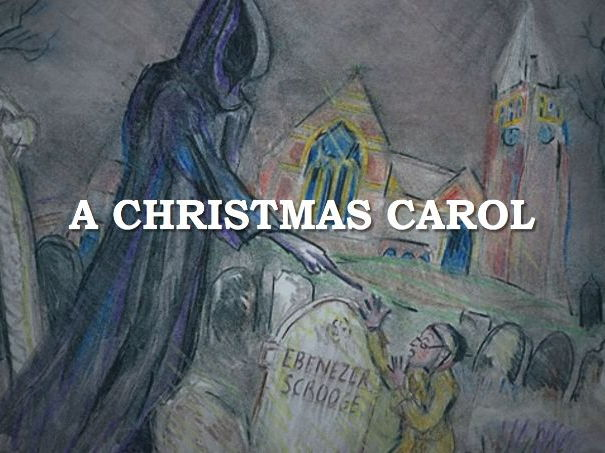 A Christmas Carol GCSE OCR 2017 onwards specification revision PowerPoint