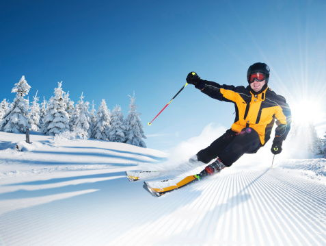 Skiing in France - Revision Guide