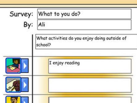 Activity Survey