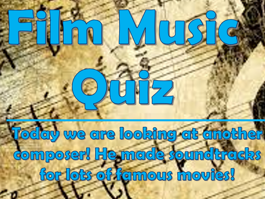 Film Music Quiz