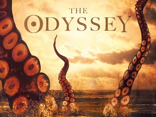 The Odyssey Revision guide