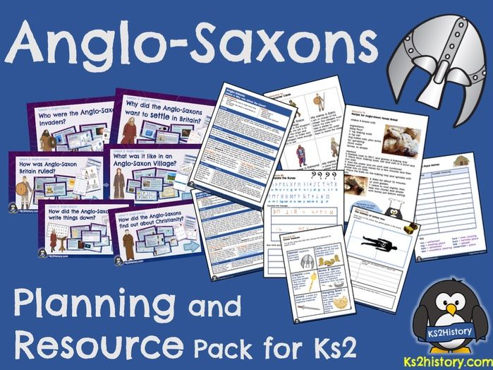 Anglo-Saxons Planning Pack