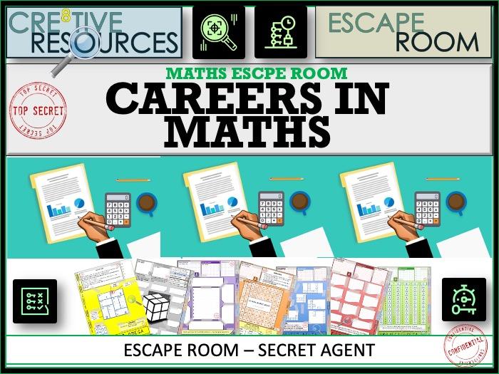 Careers + Maths