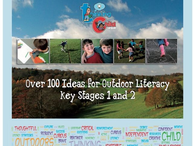 Outdoor Literacy Lesson Ideas - Letters & Sounds - KS1 / Reception