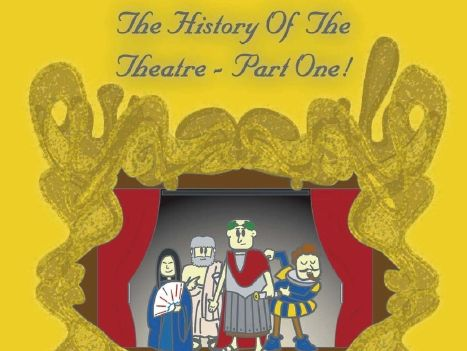 Sample Pages For The History of the Theatre - Part One!
