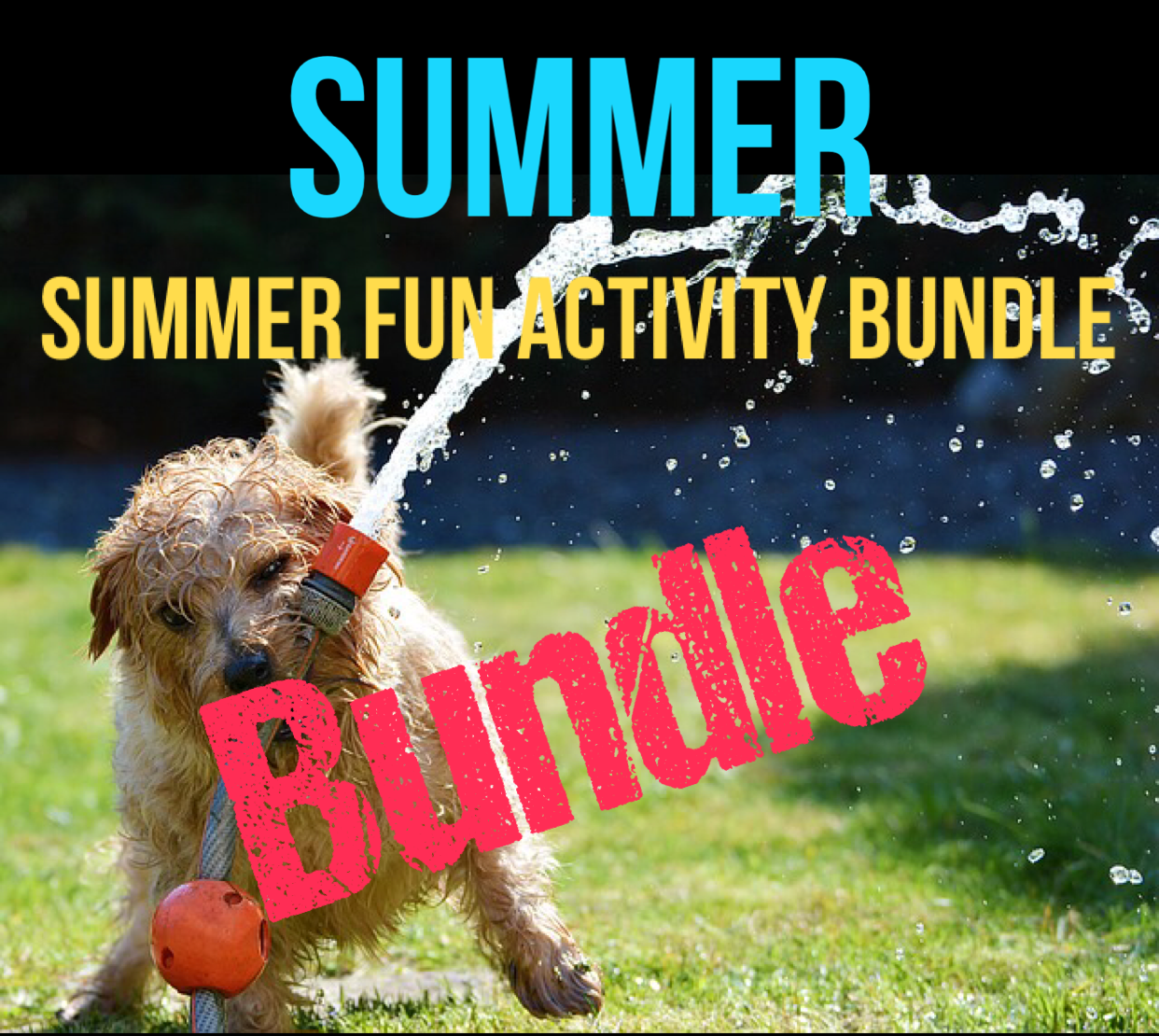 Summer Activity Bundle Pack for EYFS/KS1