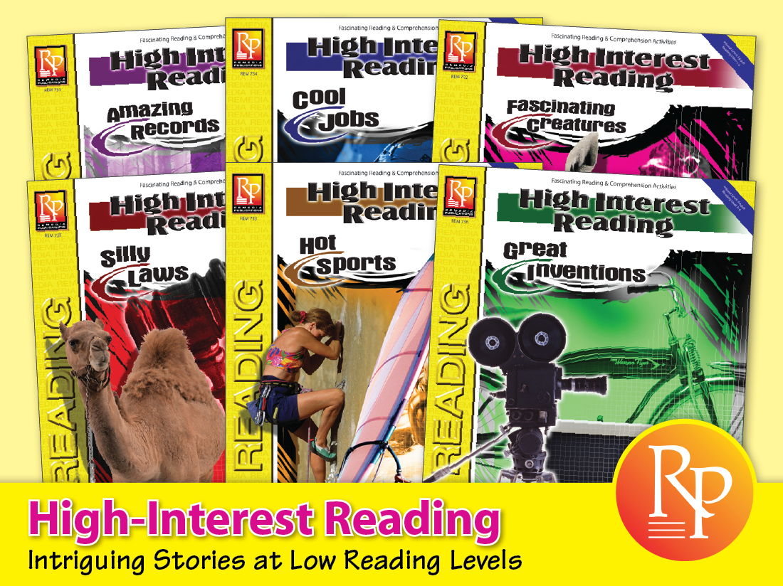 High-Interest Reading {Bundle}
