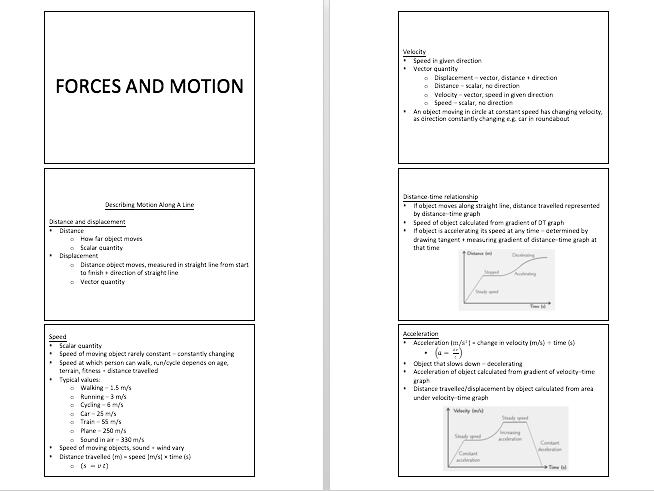 AQA GCSE TRIPLE SCIENCE: PHYSICS PAPER 2
