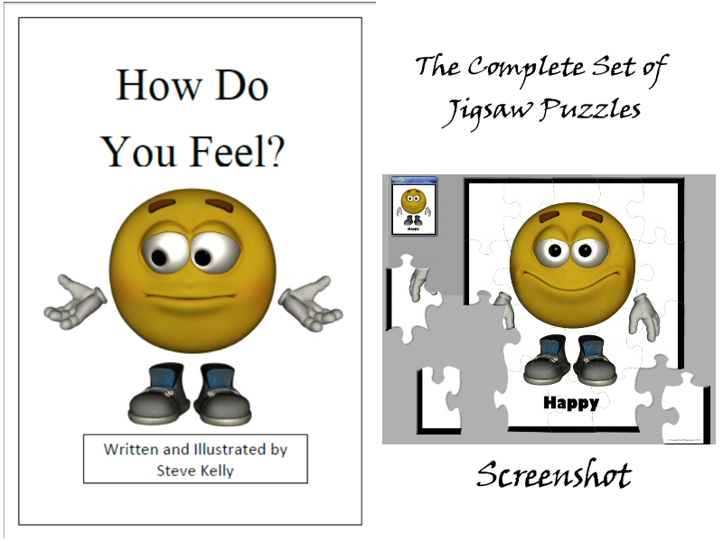 How Do You Feel? Jigsaw Puzzles