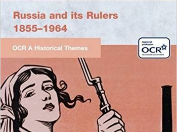 OCR A level, Russia and its Rulers 1855-1964, full set of revision notes