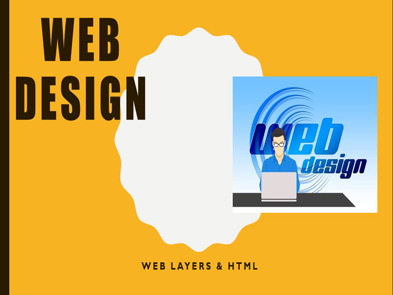Web layers and HTML