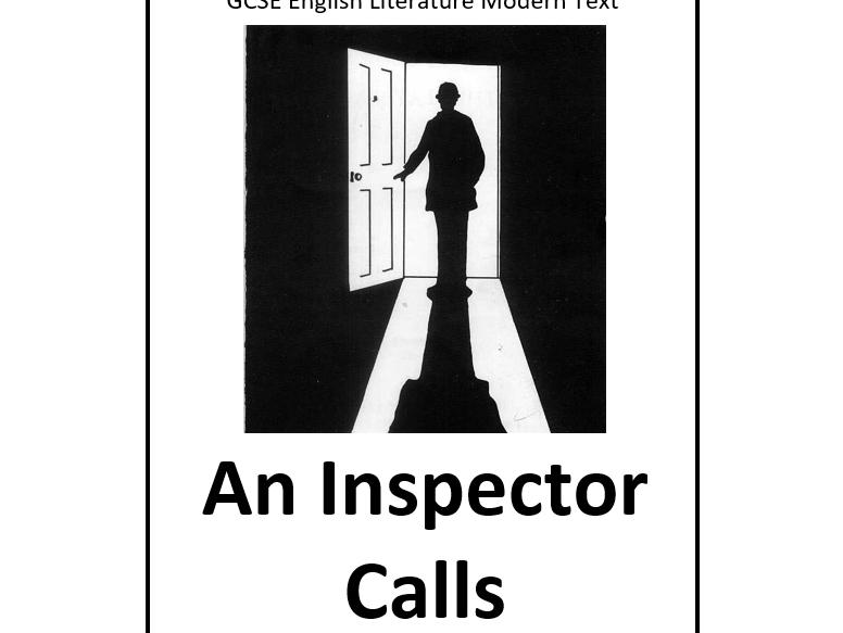 An Inspector Calls - GCSE Eng. Lit.