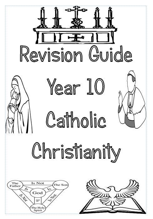 Edexcel Catholic Christianity Revision Books