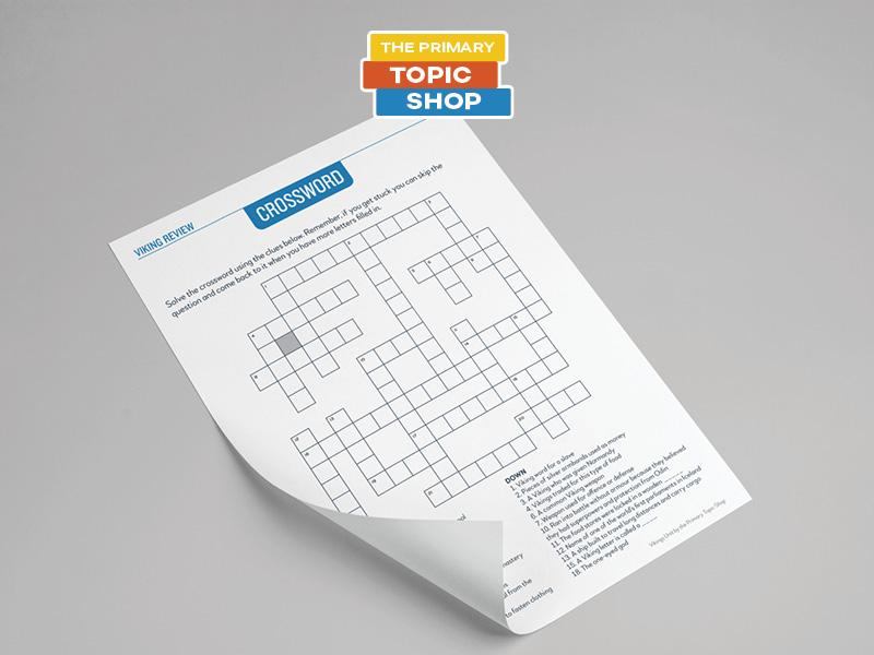 Viking Review Crossword