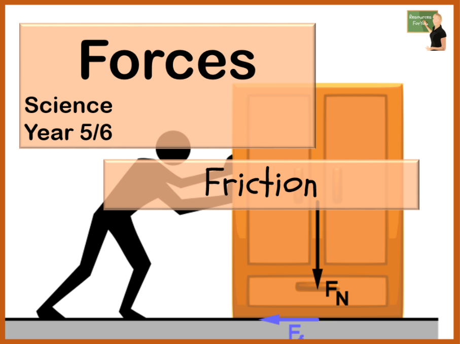 Science- Forces- Friction Year 5/6